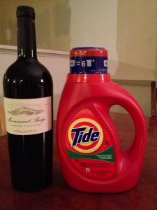 Wine and Tide