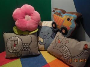RIley's Pillows